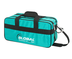 2-BALL TOTE-BLUE